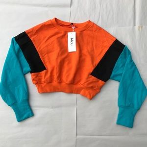 Tops - Sexy athleisure Long sleeve crop top